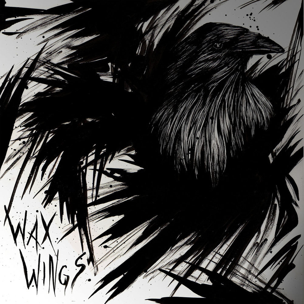 "Wax Wings, ""Wax Wings"" album cover"