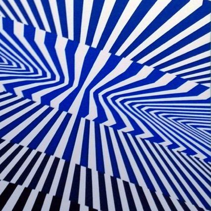 folding pattern 120 x 120cm acrylic on canvas.jpeg