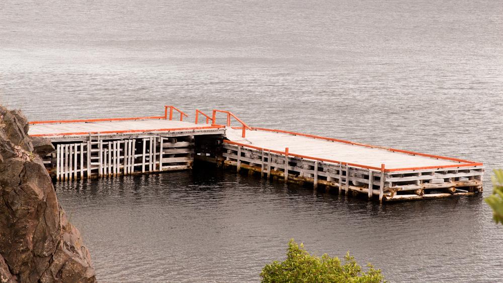 Botwood Warf, Botwood Newfoundland