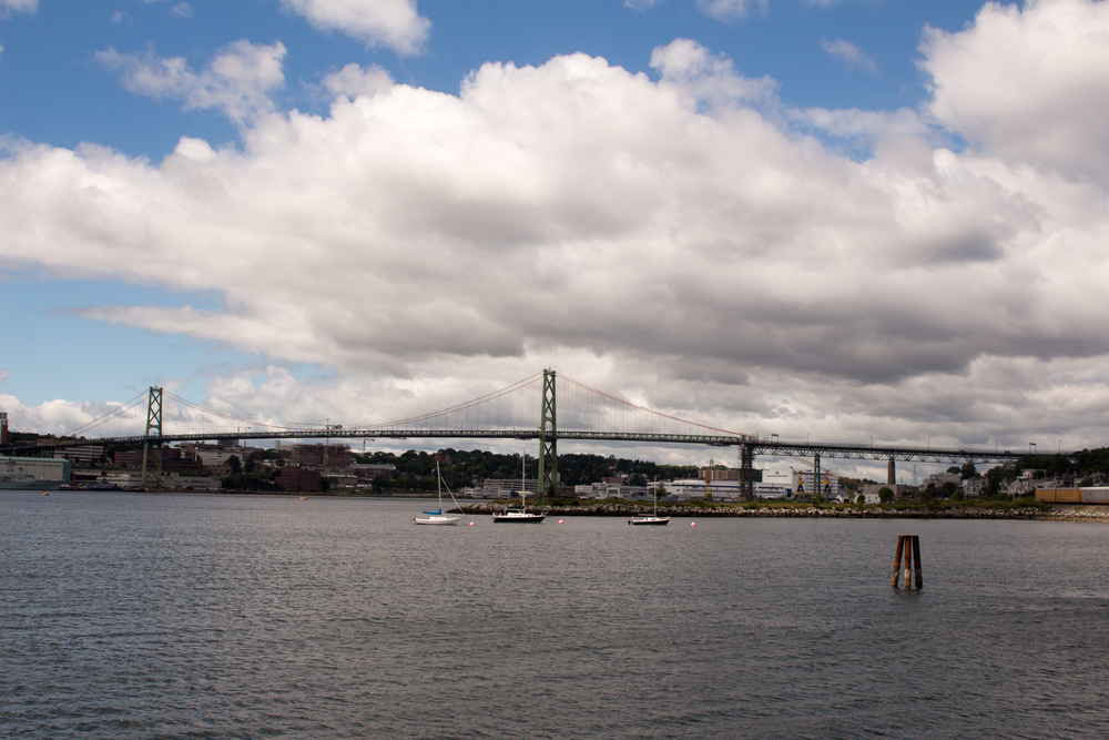 Halifax Bridge.