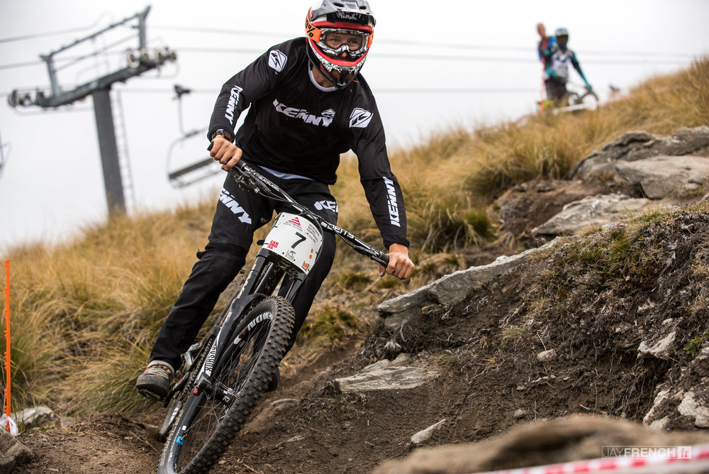 NORCO FACTORY RACING - Full photography and video package covering Sam Blenkinsop at the NZ DH Nationals in Cardrona, for social media usage.