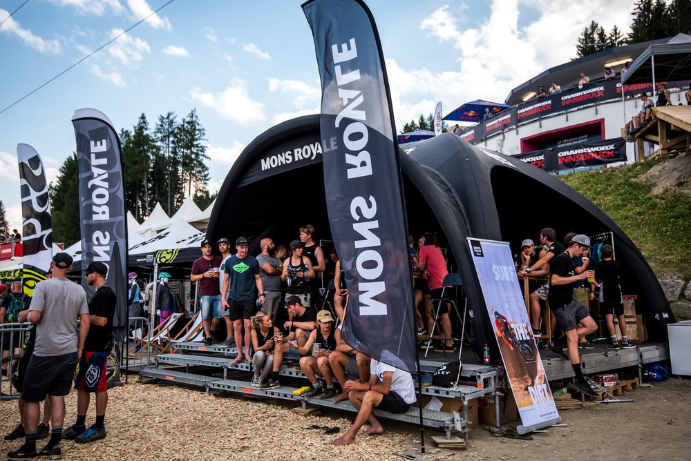 MONS ROYALE - Full Coverage of the Inaugural Crankworx Innsbruck event, including film and photography.