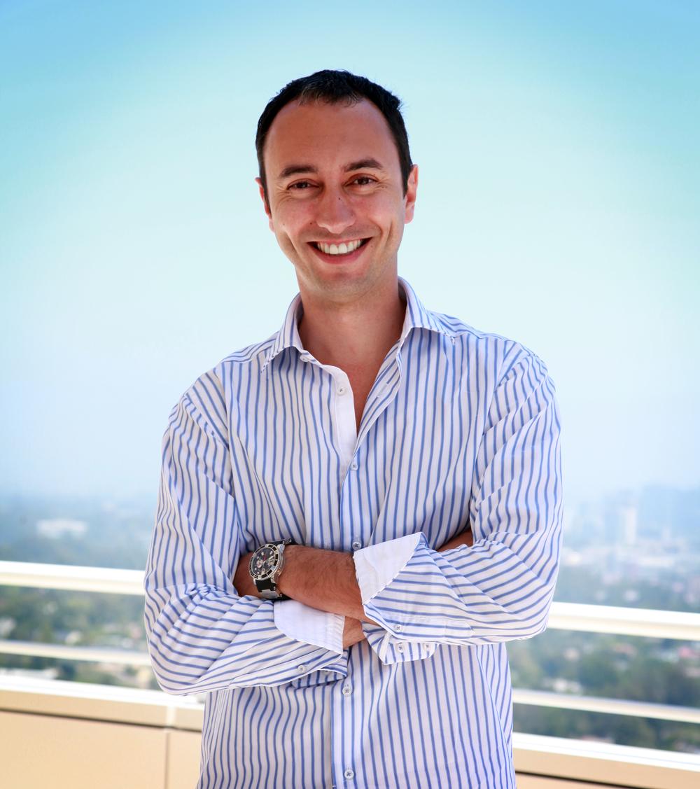 Rodrigo Teixeira - Co-Founder, Magnopus