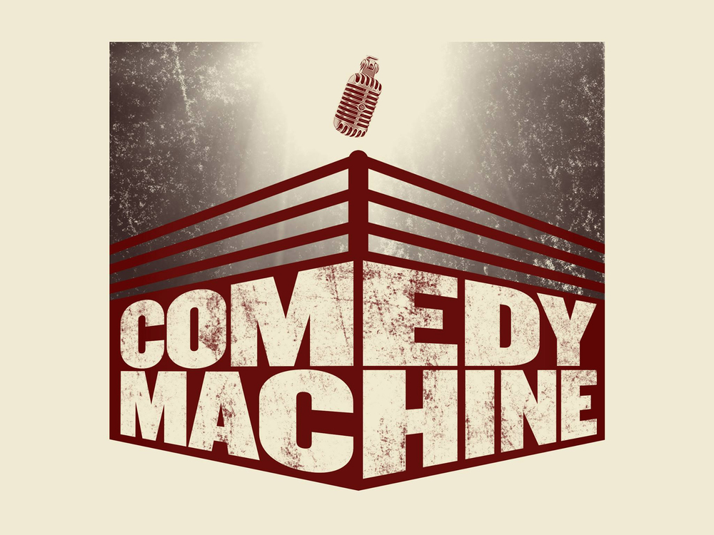 COMEDY MACHINE SF