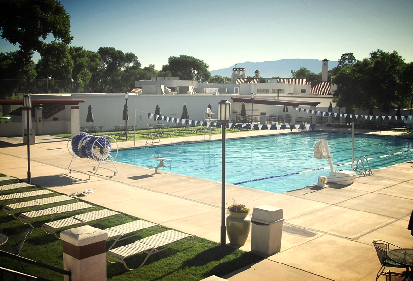 Albuquerque Country Club Pool Replacement