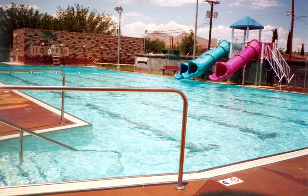 J.A. Hodges Memorial Swimming Pool