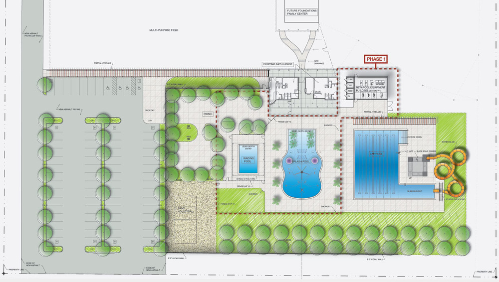 City of Grants Swimming Pool Master Plan and Renovation