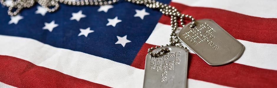 Veterans Ash Scattering