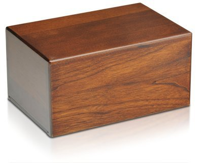 TSA Approved Wood Urn Air Travel With Cremated Remains