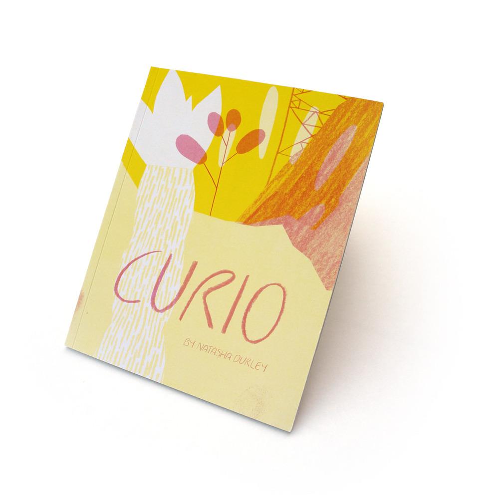 Curio by Natasha Durley