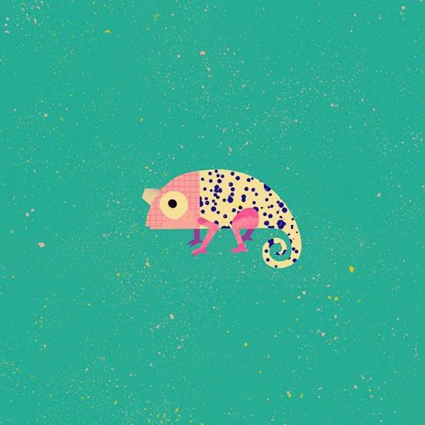 Chameleon by Natasha Durley