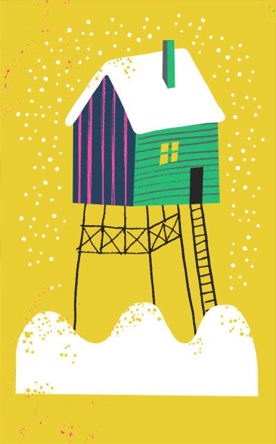 house by Natasha Durley