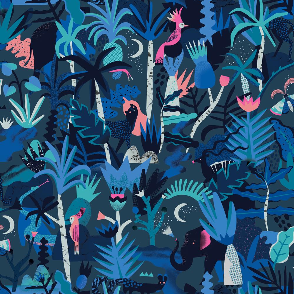 Midnight Jungle by Natasha Durley