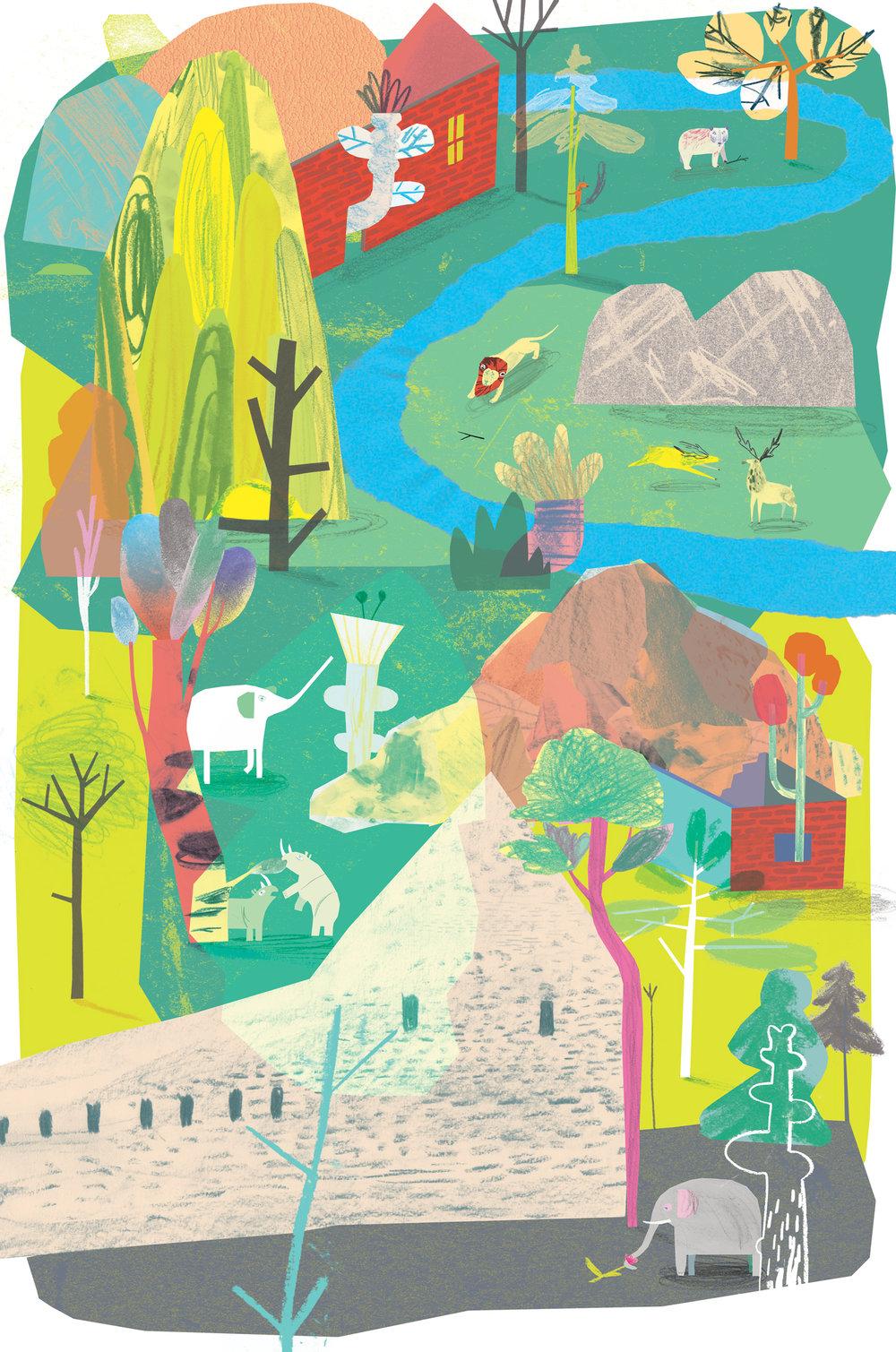 Rewilding by Natasha Durley