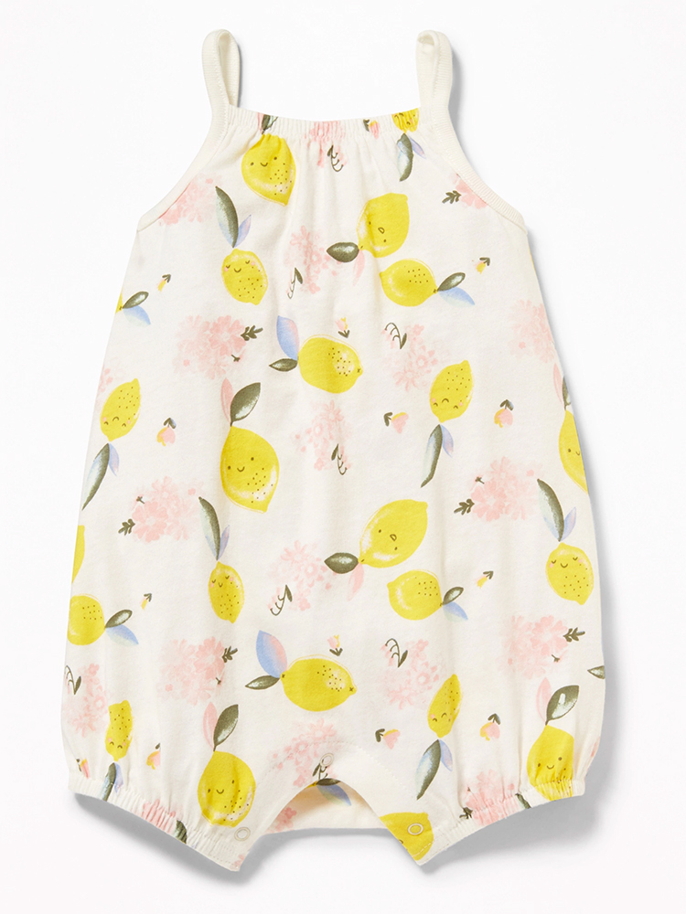 lemons for Old Navy by Natasha Durley