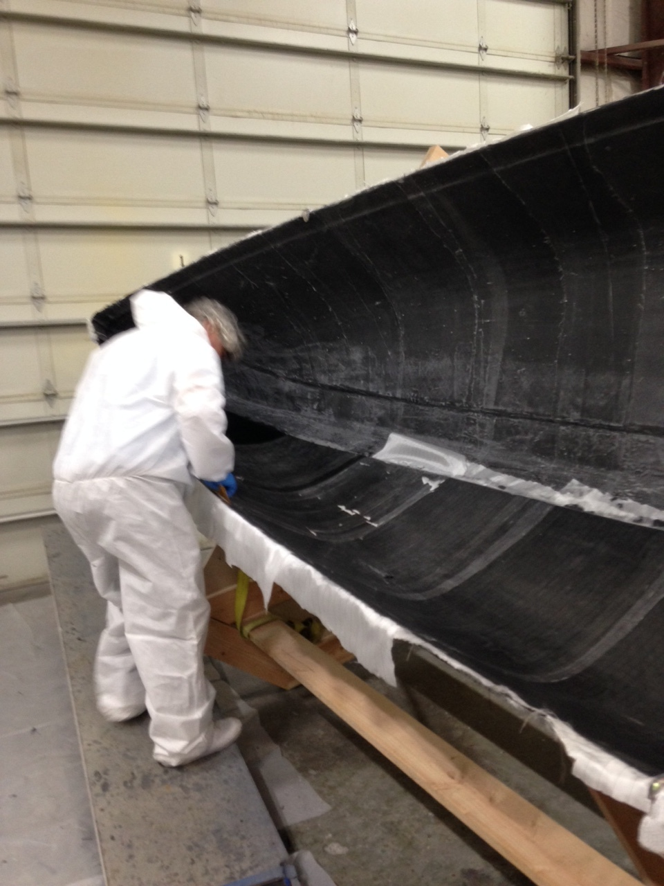 Finishing The Hull