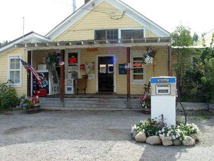 Historic Malo Store, originally opened in 1903.