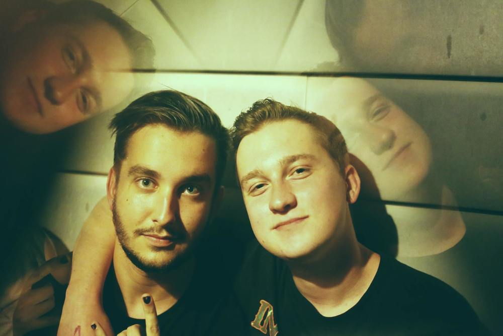 Kyle and Matt