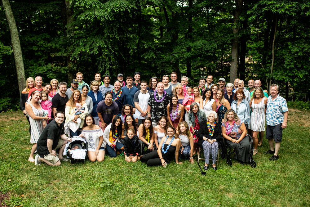 Bradly Family Reunion