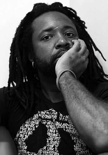 Marlon James -  Foto:  Jeffrey Skemp.