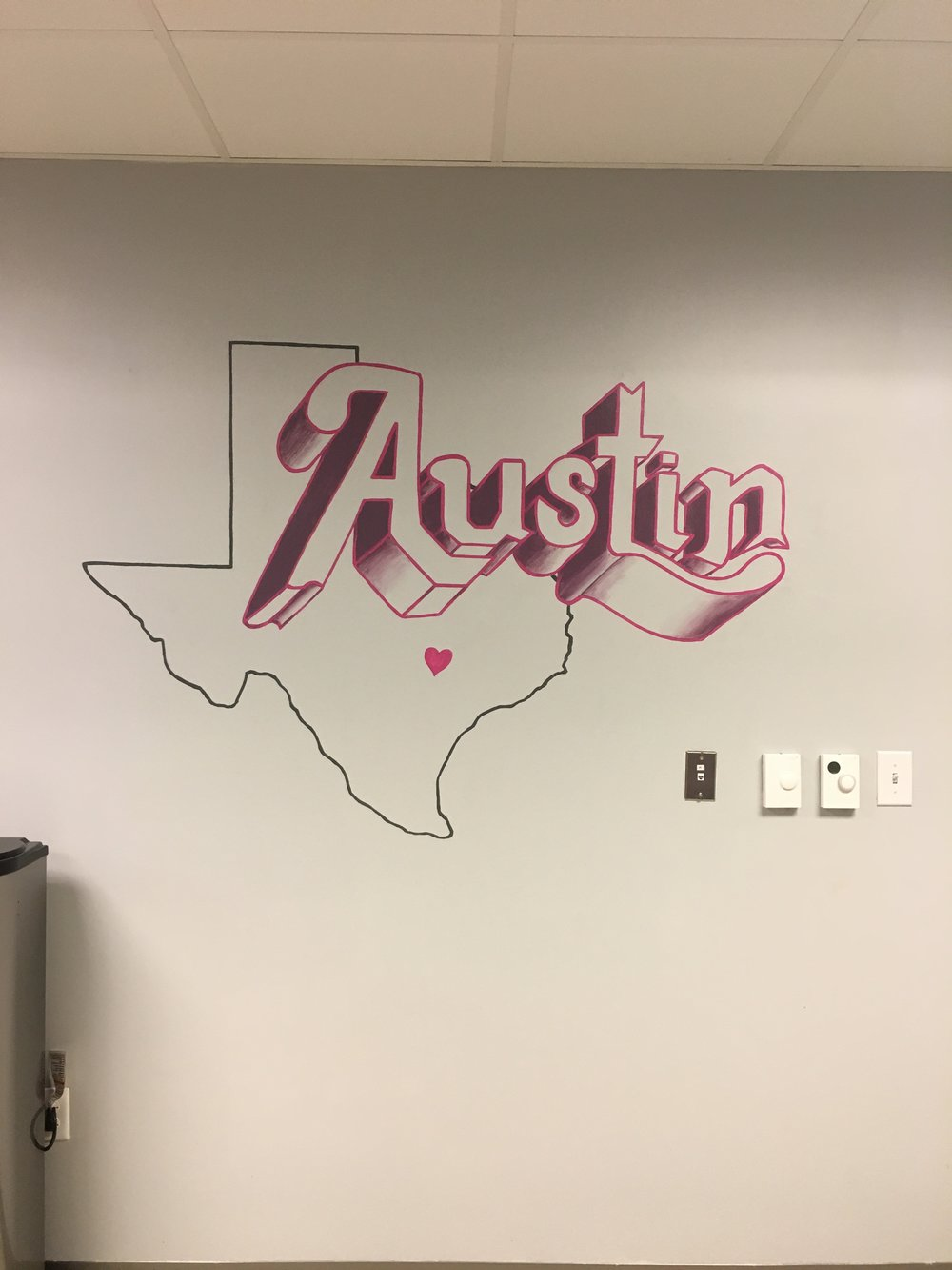 Deep in the Heart of Austin