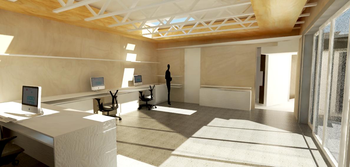 Art Studio Addition / residential — studioSHORTALL