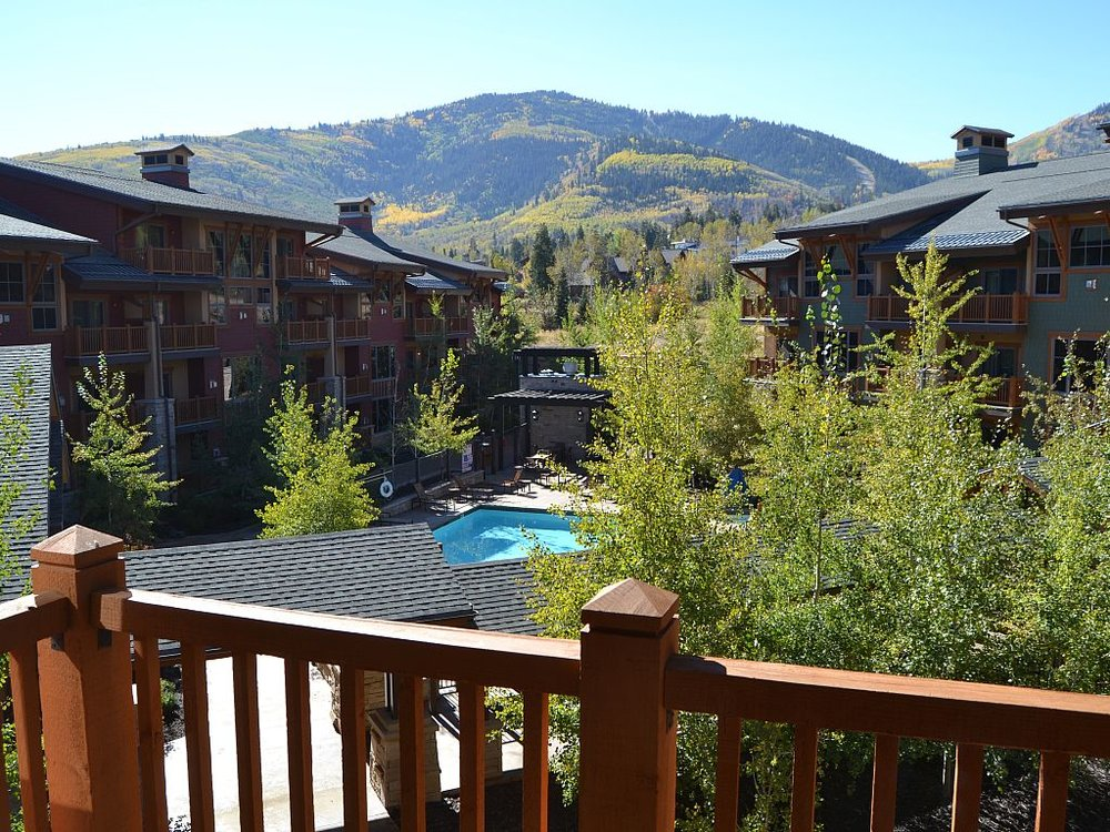 Park City Vacation Rental - Hilton Sunrise - Park City Rental