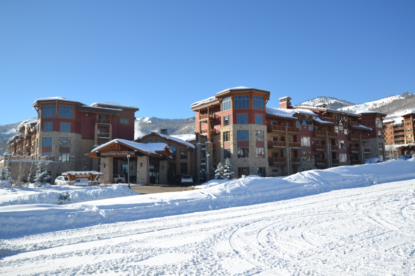 PARK CITY SKI IN SKI OUT LUXURY CONDO