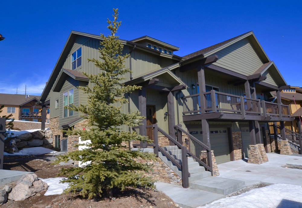 park city three bedroom condo