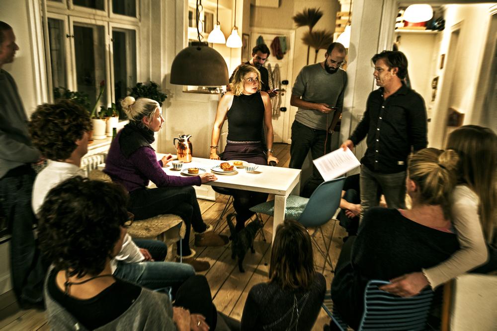 Norðurlendski sjónleikafestivalurin   DAGARNIR 2016    Keyp atgongumerki