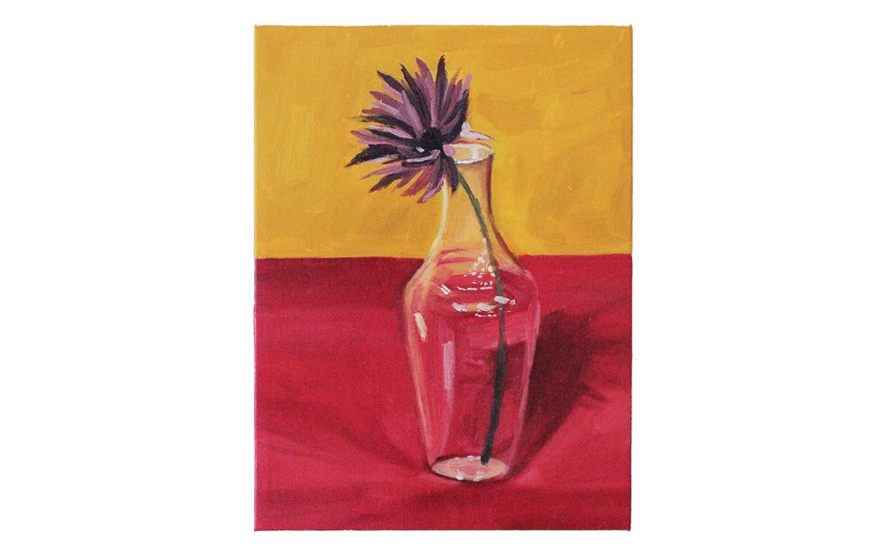 Still Life: Vase