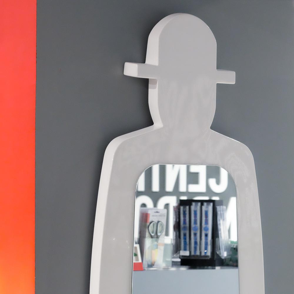 Réne Magritte's Mirror