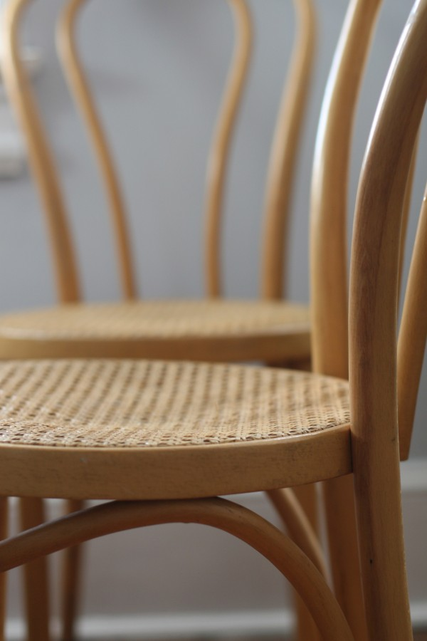 bentwood chair cane