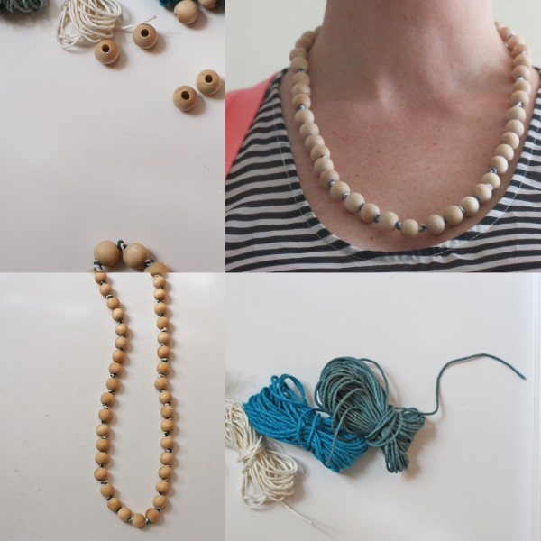 bead necklace