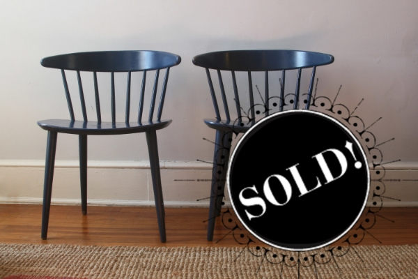 J104 chair_SOLD