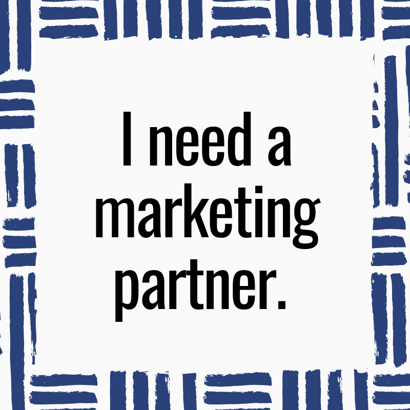 Does this sound like you? - - You need to promote your business, but you can't hire someone to do marketing full-time.- You have the budget to hire someone to make and execute a marketing plan, though.- You're tired of working with part-time marketing people or agencies who don't understand food, beverage and restaurants.- Even if it's getting one project off your plate, you're ready to start handing it off.