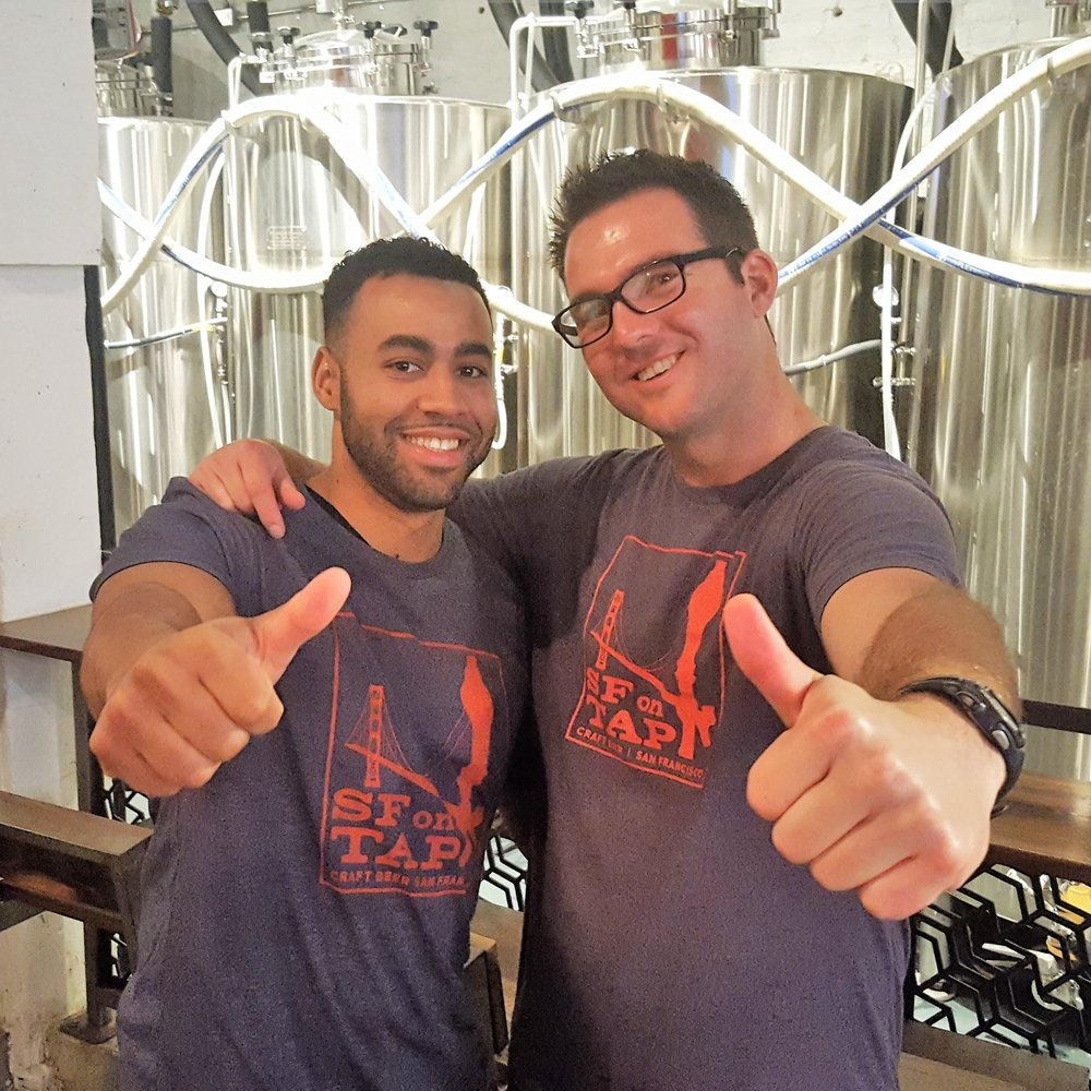 We Think You'd Make a Great Craft Beer Tour Guide