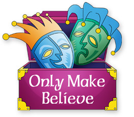 Only Make Believe. New York, Washington D.C