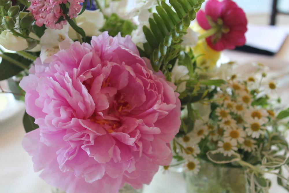 Bowerbird Flowers - arrangement - spring wedding