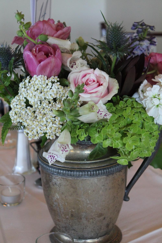 Bowerbird Flowers - flower arrangement - spring wedding