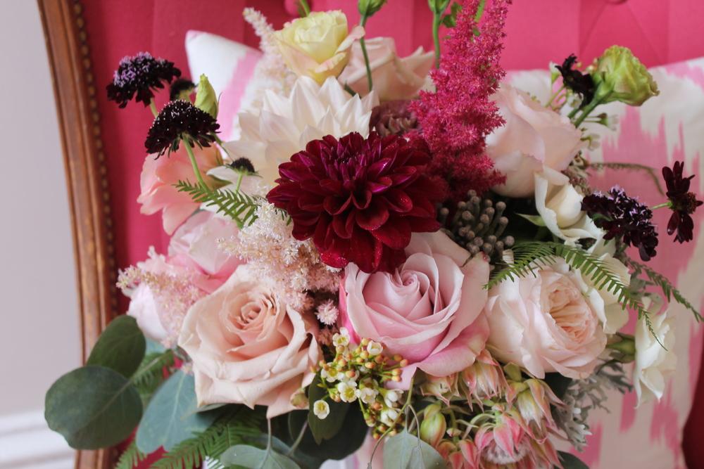 Bowerbird Flowers Durham Chapel Hill Raleigh weddings floral design florist