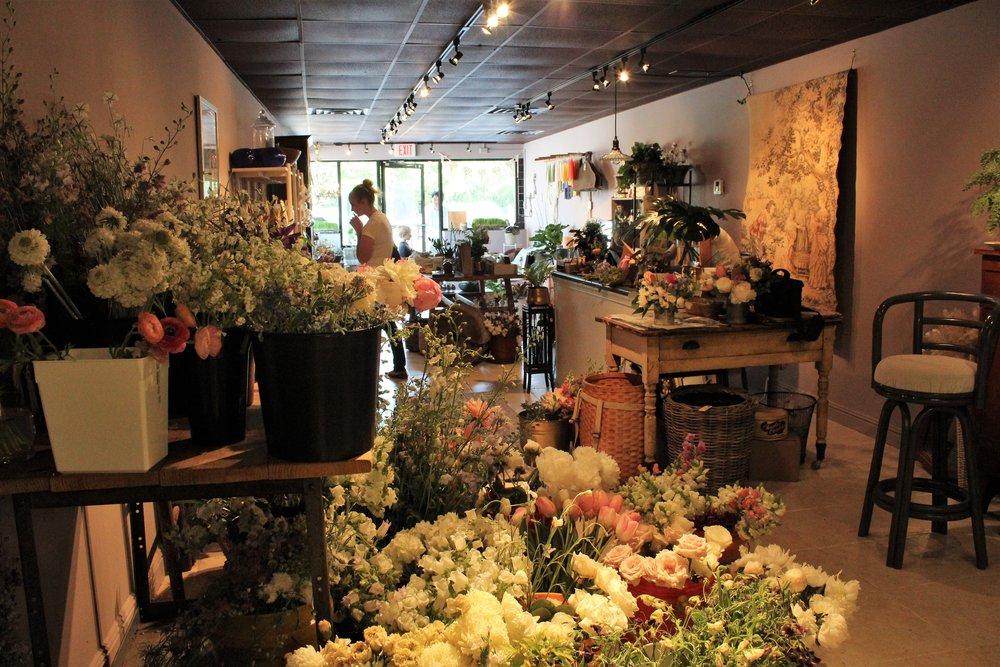 Bowerbird Flowers shop
