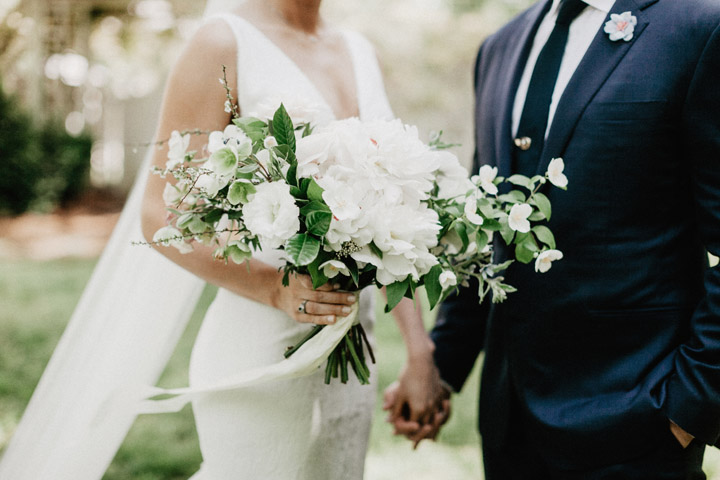 - Beyond Romantic Chapel Hill Farm WeddingSouthern Bride & Groom // August 2018