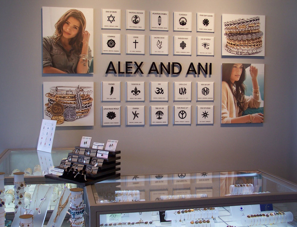 Alex and Ani V