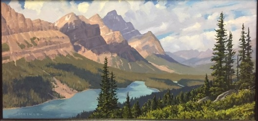 Payet Lake  $1200.  (SOLD)