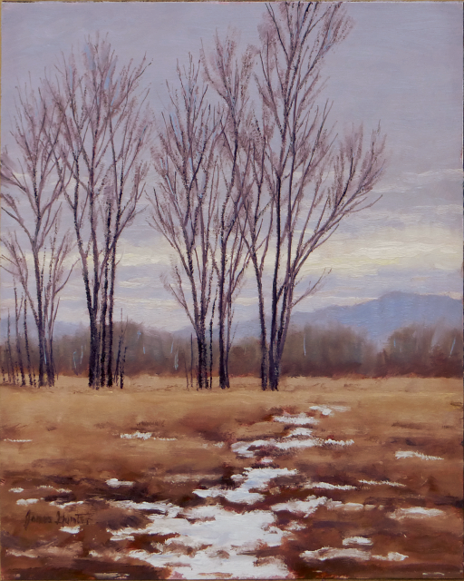 An Early December Day (SOLD)