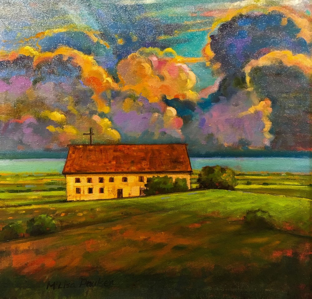 Swedish Barn (SOLD)