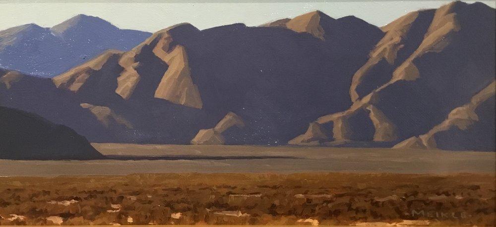 Nevada Evening