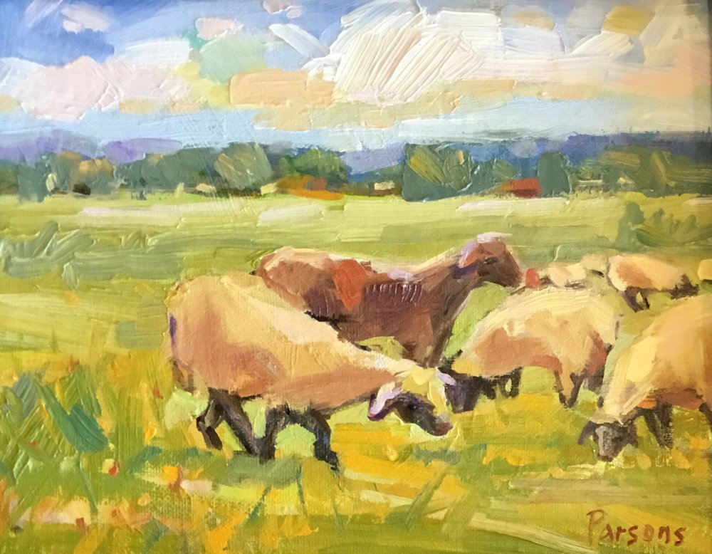 Sheep (SOLD)