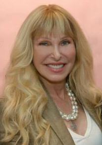 Lisa Kenna - creator of the Platinum Seamless Hair Extension system